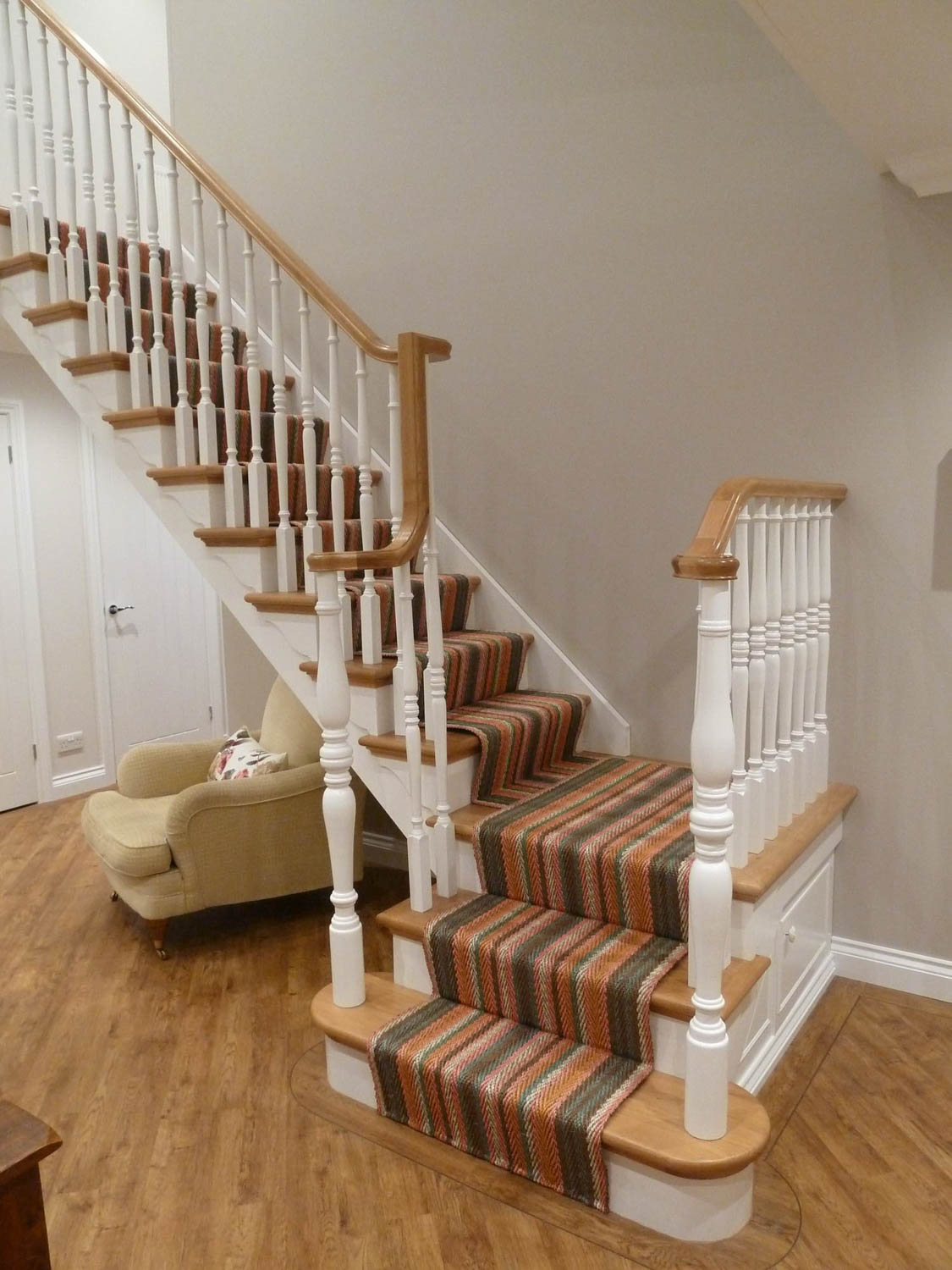 With Over 40 Years Of Experience In The Manufacture And Installation Of  Bespoke Staircases, Applewood Joinery Can Survey Your Home, Offering Expert  Advice ...